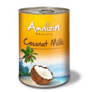 Amaizin - Lait de coco 400ml