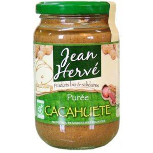 Jean Herve - purée d'arachide bio