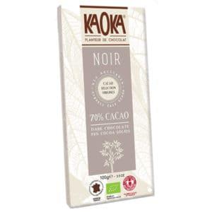Kakoka - chocolat noir 70%