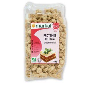 Markal - protéines de soja gros 175g