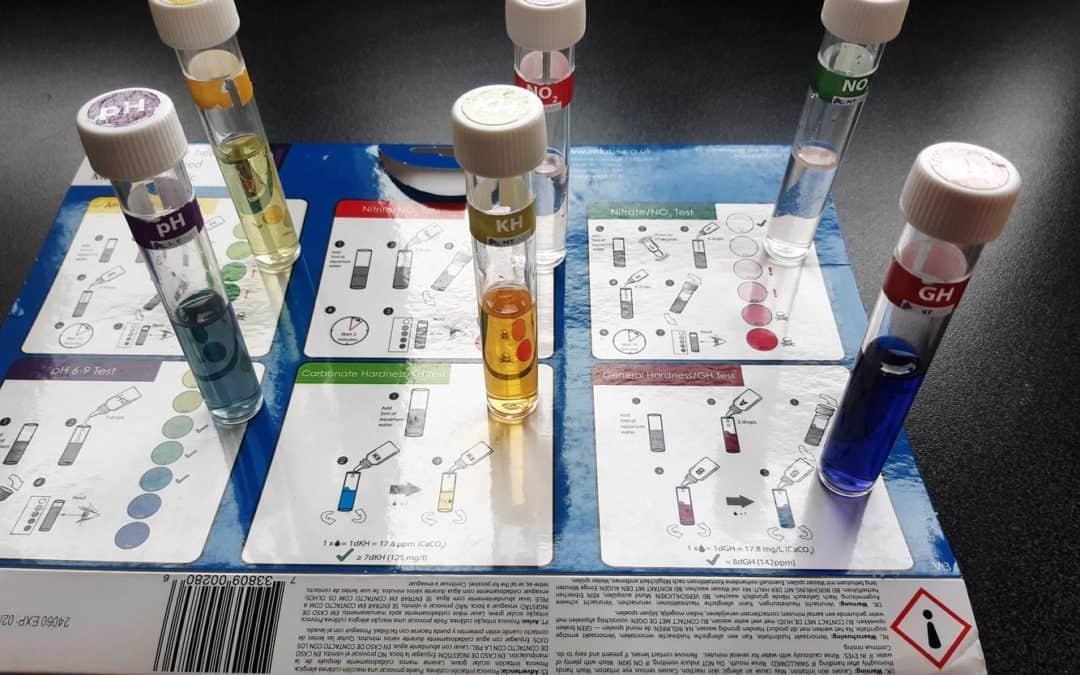 Comment analyser l'eau de son système aquaponique ?