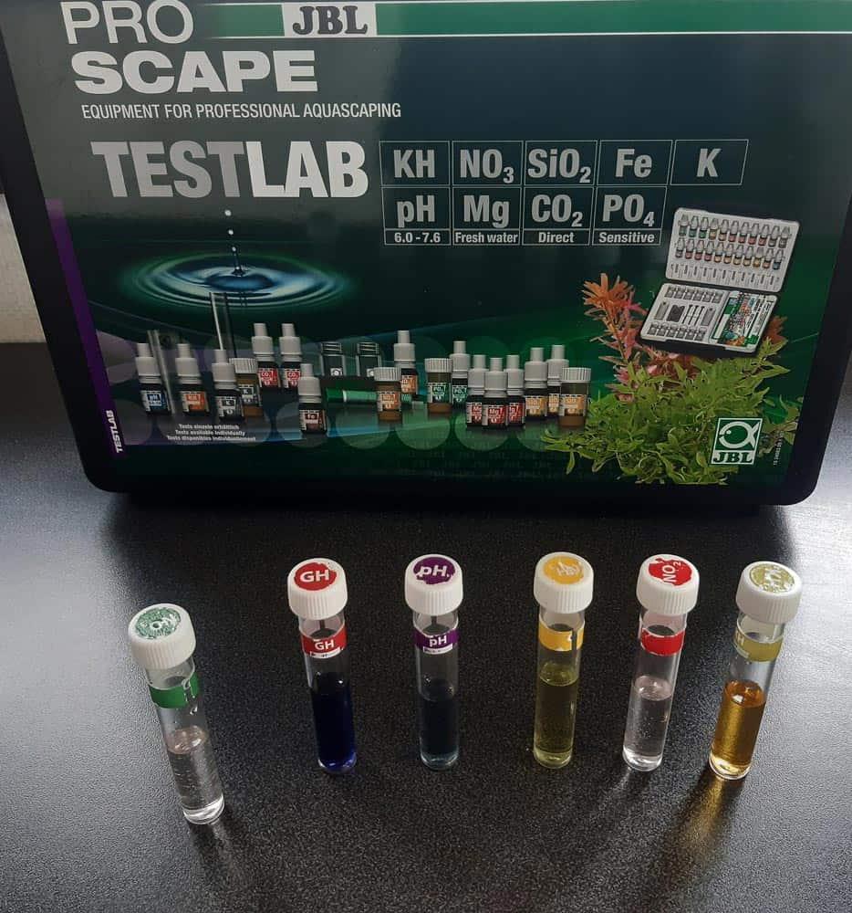 Kit de test eau aquaponie 2 - Nutri Green Planet